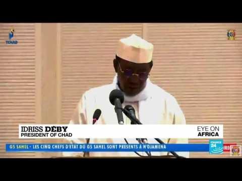 G5 Sahel summit: Leaders agree to step up counterterrorism efforts