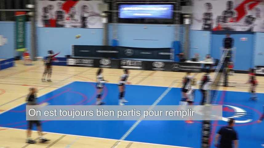 Thumbnail Quimper Volley 29 : ce calendrier qui inquiète
