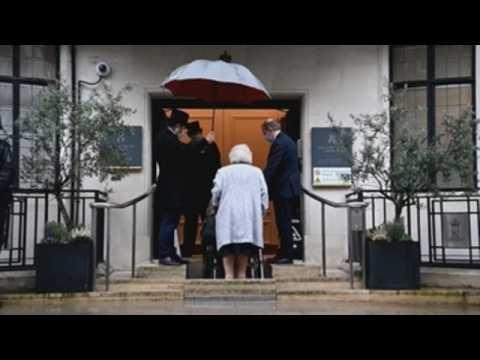 Duke of Edinburgh admitted to hospital