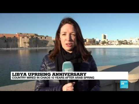 Libya mired in chaos 10 years after Arab spring