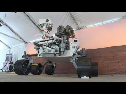 Perseverance rover to help NASA find 'ancient signs of life' on Mars