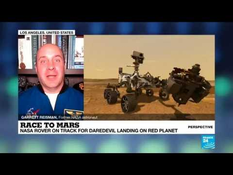 Is there life on Mars? NASA's Perseverance rover set for nail-biting landing
