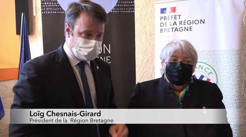 Thumbnail Plan État-Région : 3,4 milliards pour la Bretagne