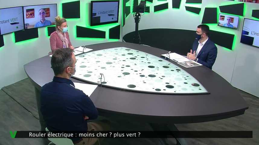Thumbnail Véhicules électriques : quel développement en Bretagne ?