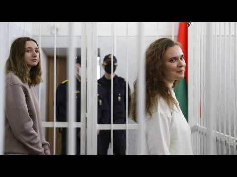 Belarus: Two journalists sentenced to two years in prison for live reporting of protest