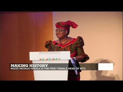 'Making herstory': The first woman and first African to head the World Trade Organization
