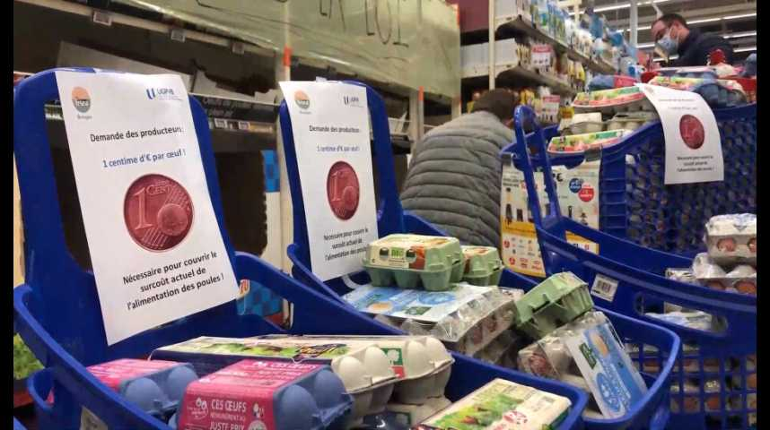 Thumbnail La guerre des prix continue entre les producteurs et l'agroalimentaire