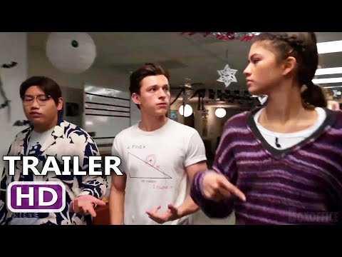 SPIDER-MAN: NO WAY HOME Teaser (2021) Tom Holland, Marvel Movie