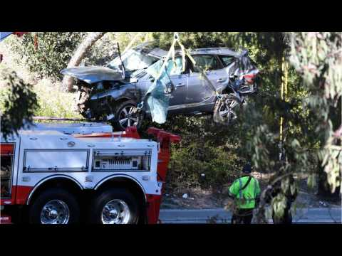 Everything you need to know about Tiger Woods' car accident