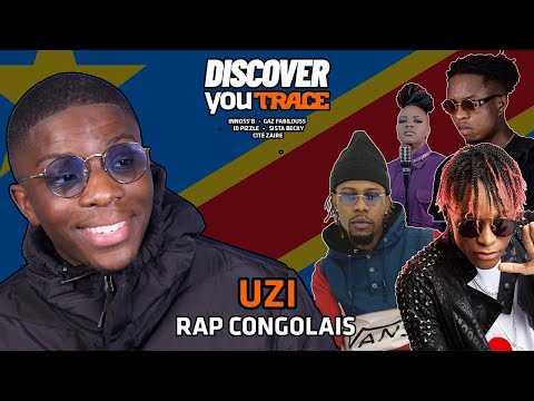 UZI découvre le rap congolais (Innoss'B, Gaz Fabilouss, ID Pizzle, Cité Zaire, Sista Becky)