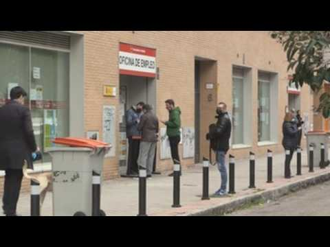 Spain registers 4 million unemployed amid Covid-19 restrictions