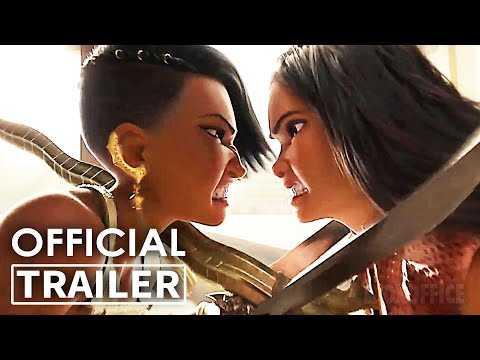 """RAYA AND THE LAST DRAGON """"Raya VS Namaari"""" Trailer NEW (2021)"""
