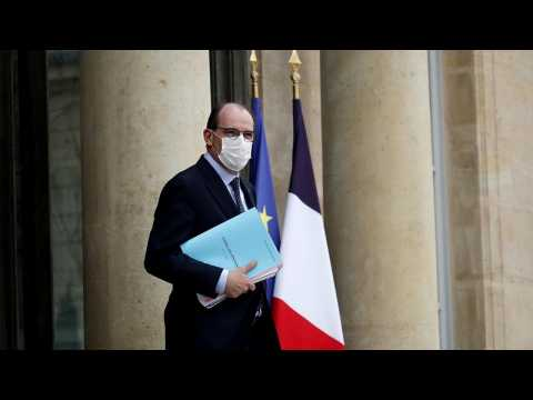 Paris and more than a dozen French areas to lockdown for a month, says PM Castex