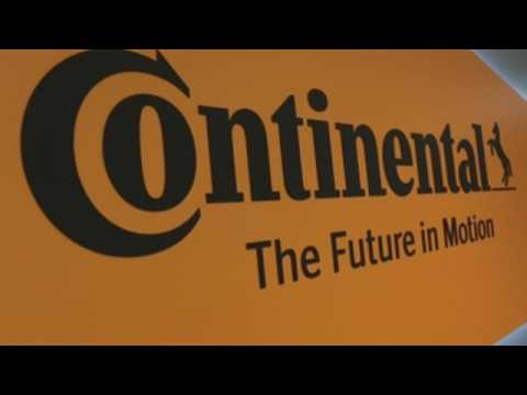 German company Continental announces results