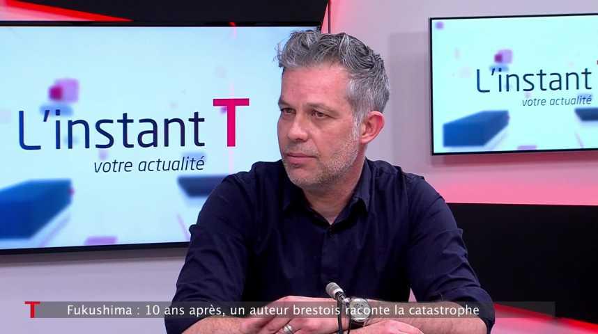 Thumbnail Interview de l'auteur brestois Bertrand Galic pour sa BD
