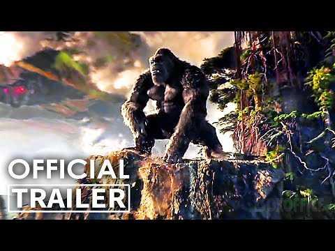 "GODZILLA VS KONG ""Collision"" Trailer (2021)"
