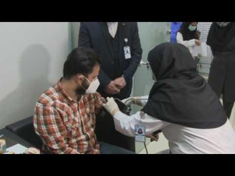 Iran begins clinical trials of locally made coronavirus vaccine