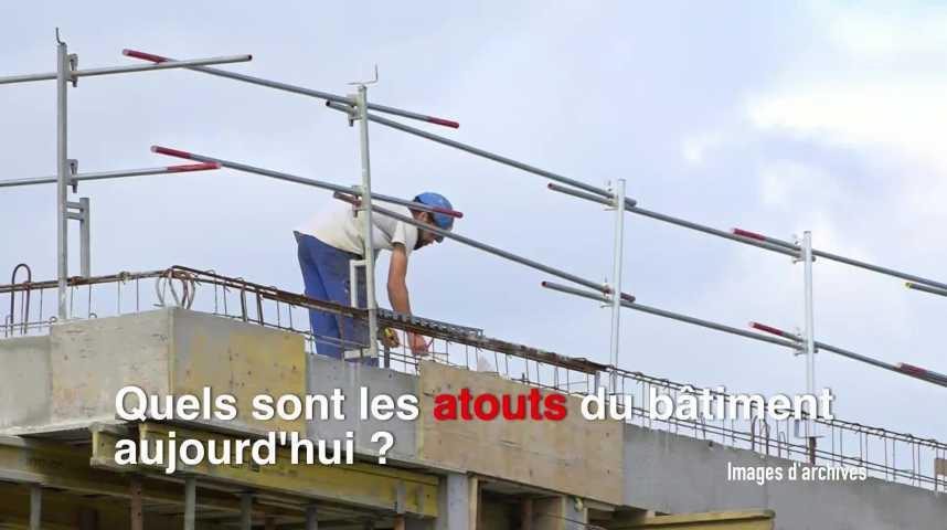 Thumbnail Semaine du bâtiment : plus de 8.000 postes à pourvoir en Bretagne