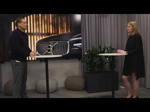 Volvo Cars to be fully electric by 2030 - Interview with Henrik Green, Chief Technology Officer