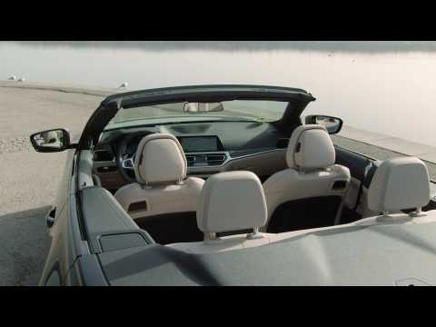 The all-new BMW 4 Series Convertible Interior Design