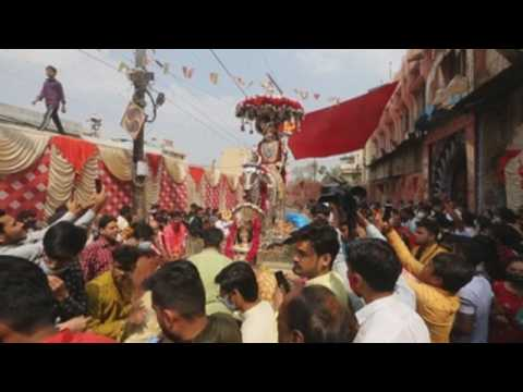Hindu devotees celebrate Mahashivratri in South Asia