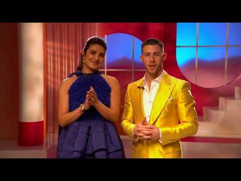 Priyanka Chopra Jonas and Nick Jonas announce Oscar nominees for best supporting actress