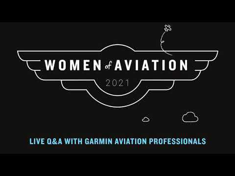 Garmin Women of Aviation: Q&A with Garmin Aviation Professionals