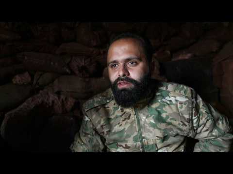 From Aleppo protests to Idlib frontline: A Syrian rebel fighter 10 years on