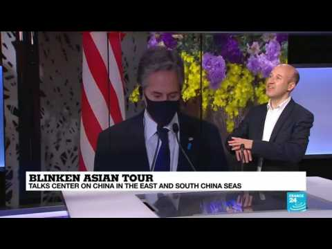 Blinken Asian tour: US, Japan warn China on 'coercion, destabilising behaviour'