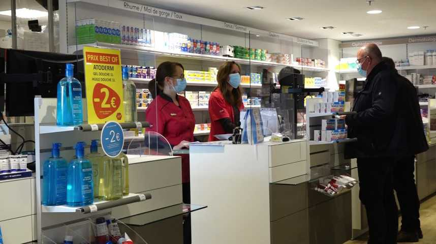 Thumbnail Astra Zenecca : les pharmaciens déprogramment