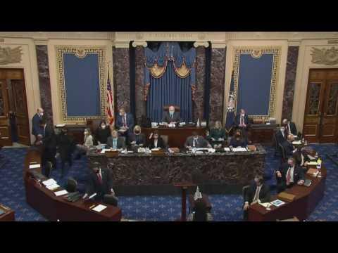 Trump's impeachment trial for inciting Capitol attack begins
