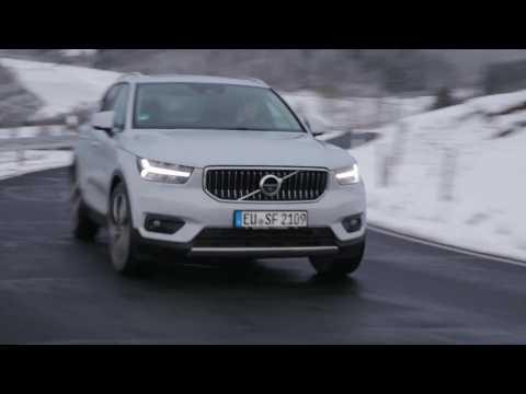 Volvo XC40 BEV - Recharge P8 Driving Video