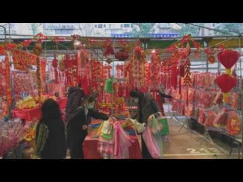 Taiwan prepares for Lunar New Year amid COVID-19 pandemic