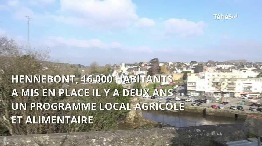 Thumbnail Hennebont : la ville en quête de terrains agricoles