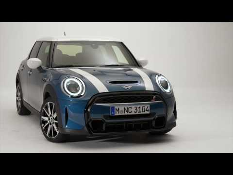 The new MINI Cooper S 5-door Exterior Design