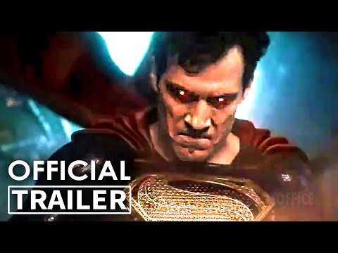 JUSTICE LEAGUE Snyder Cut Trailer 2 Teaser (2021)