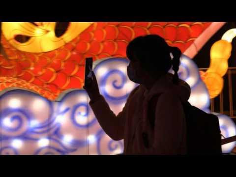 Wuhan residents celebrate Lunar New Year