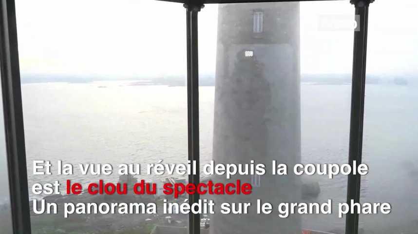 Thumbnail Et si vous dormiez au pied du plus grand phare d'Europe ?