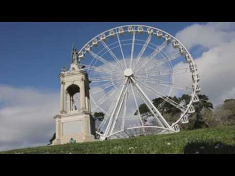 SkyStar Wheel in Golden Gate Park reopens after COVID-19 temporary closure