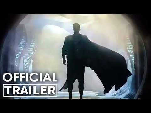 "JUSTICE LEAGUE Snyder Cut ""Superman Suits"" Trailer (NEW 2021)"