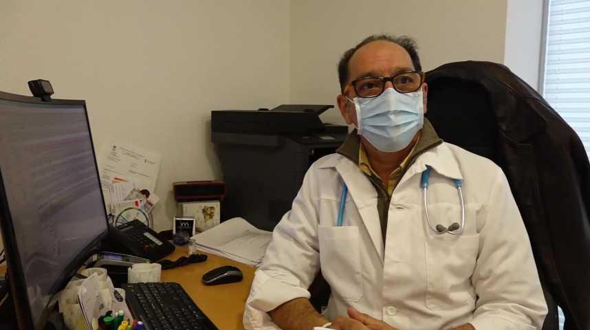 Thumbnail Vaccination : les médecins libéraux bretons appellent les patients au calme