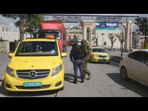 West Bank strengthens police controls amid rise in Covid-19 cases