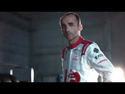 Alfa Romeo Racing 2021 - Trailer Robert Kubica