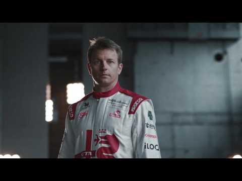 Alfa Romeo Racing 2021 - Trailer Kimi Räikkönen