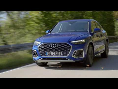 Powerful and progressive – the Audi Q5 Sportback