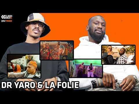 DR YARO & LA FOLIE reviennent sur leur carrière (Keblack & Naza, Gims, Hornet La Frappe) - FLASHBACK