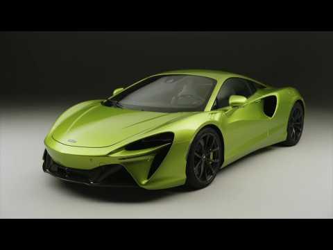McLaren Artura Design Preview