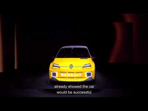 The Renault 5 Prototype, the wink is in the headlights (episode 2)