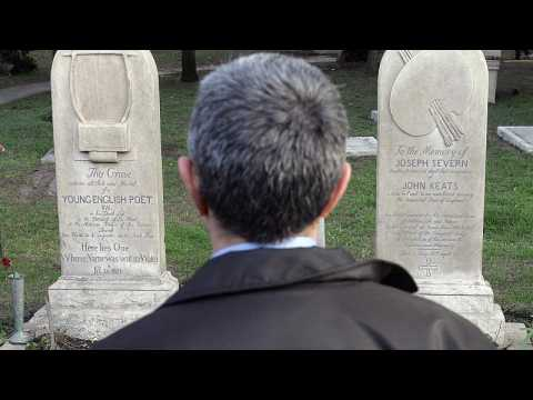 CGI wizardry brings poet John Keats back to life 200 years after his death