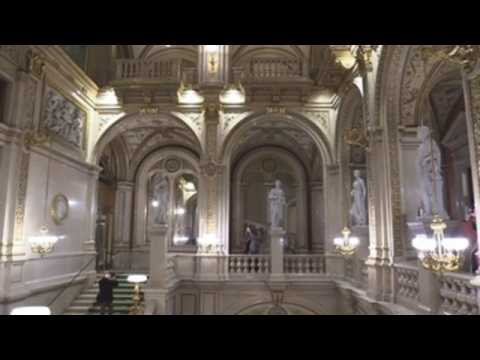 Vienna State Opera transformed into museum amid pandemic
